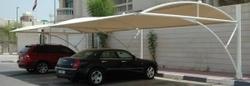 CAR PARK SHADES SUPPLIERS IN ABU DHABI