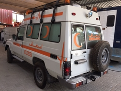 Ambulance Manufacturers & supplier Toyota