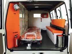 VDJ78 Ambulance Toyota