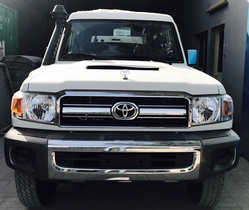 New Cars Toyota Land Cruiser Hardtop VDJ78