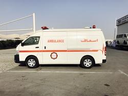 Hiace Ambulance UAE