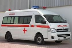 Hiace Toyota  Ambulance UAE