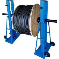 Hydraulic Cable Drum Lifting Jack supplier in Dubai