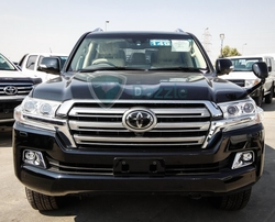 Brand new Right Hand Drive Toyota Land Cruiser URJ 202