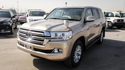 Right Hand Drive Toyota Land Cruiser URJ 202 Petrol