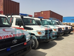 Ambulance Cars For Sale in UAE