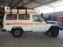 High Roof Toyota Land Cruiser Hard top VDJ 78