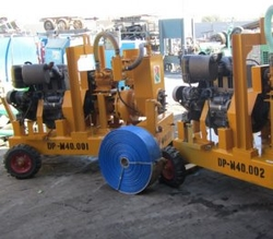 Dewatering Pumps rental