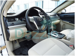 Bullet Proof Vehicle Toyota Camry