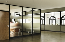 FRAMED PARTITIONS & FRAMELESS PARTITIONS