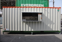 Prefabricated Coffee Shops