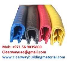 Metal Inserted Cable Tray Protector & Metal Intersected Edge Protector In Mussaffah Abudhabi, UAE