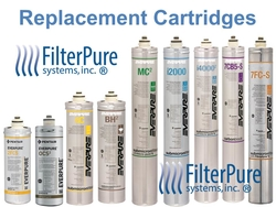 EVERPURE  WATER FILTERS- CARTRIDGES