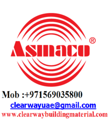 ASMACO PRODUCTS DEALER IN MUSAFFAH , ABUDHABI , UAE