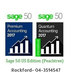 SAGE 50 US Edition(Premium and Quantum)-Best price and services – Rockford Computer, Dubai