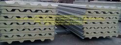 Insulation core ( Polyurethane/ Polyisocyanurate/Rockwool in RAK