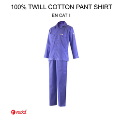 Twill Cotton Pant Shirt in UAE
