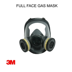 Full Face Gas Mask in Dubai