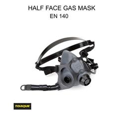 Half Face Gas Mask Twin Cartridge in Dubai