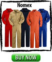 Fire Retardant Coverall in Dubai
