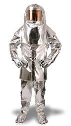 Aluminized Suits