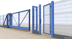 STEEL GATE MANUFACTURERS IN UAE