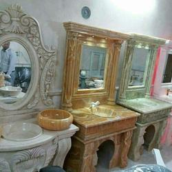 Marble washbasin