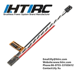HTIRC Hummingbird BLHeli-S DSHOT  FPV ESC 6A 2-3s Brushless Speed Controller for FPV RC Frame Drone Quadcopter Frame Kit