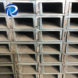 Steel Channel Galvanized U Channel C Channel