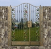 DECORATIVE GATES  MANUFACTURER IN UAE