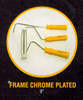 TOWER FRAME CHROME PLATED 9