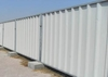 Profiled Sheet Hoarding Fence Suppliers in DUBAI