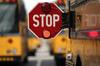 SCHOOL BUS STOP SIGNAL