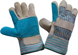 LEATHER GLOVES AND LEATHER HAND GLOVES from GULF SAFETY EQUIPS TRADING LLC