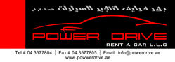 COMMERCIAL VEHICLE HIRE from POWER DRIVE RENT A CAR L.L.C