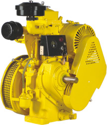 High Speed Air Cooled Electric Start Diesel Engine from CANDOR INTERNATIONAL TRADING