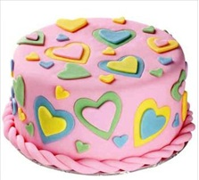 Cakes for all Occasions from MANGE TOUT FLOWERS AND GIFTS