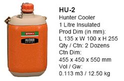 water bottle hunter thermos, insulated water bottl from GULF SAFETY EQUIPS TRADING LLC
