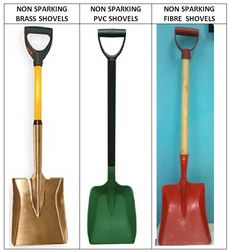 plastic shovel ,brass shovel,fibre shovel from GULF SAFETY EQUIPS TRADING LLC
