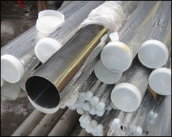 Stainless Steel Seamless Pipes from PALGOTTA METAL INDUSTRIES