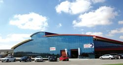 Steel Buildings from MAMMUT BUILDING SYSTEMS FZC