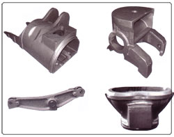 Steel Foundry from ALL METALS INDUSTRIES LLC
