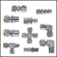 Stainless Steel Tube Fittings from JAIN STEELS CORPORATION
