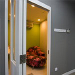 Partitions from INTERSPACE INTERIORS LLC