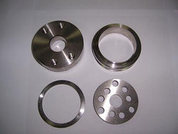Flanges and Bush from UMBRELLA FOR ENGINEERING LLC