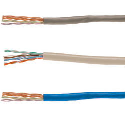 cat5E cables, low smoke cat5e cable from SIS TECH GENERAL TRADING LLC