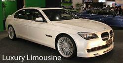 Limousine from EUROPCAR ABU DHABI