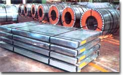 Stainless Steel Coils / Sheets from METAL AIDS INDIA