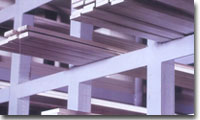 Stainless Steel Flat Bar from METAL AIDS INDIA