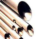 Nickel alloys pipe from METAL AIDS INDIA